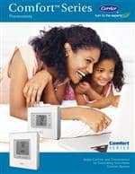 Carrier - Comfort Series Thermostats