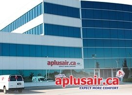 A-Plus Heating & Air Conditioning – Hamilton Mountain (Services)